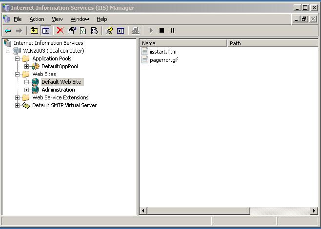 Sean Ashton - WebDAV Navigator setup for IIS6 on Windows